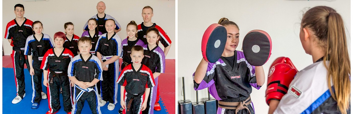 Welcome to Fife Kickboxing and Self Defence Academy